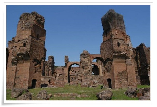 Le terme di Caracalla o